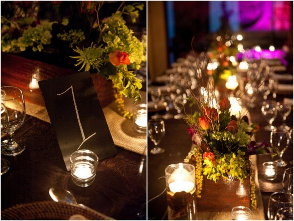Eco Friendly Wedding Tablescapes