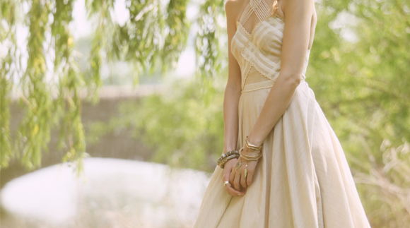 hippie bohemian wedding dresses Hippie Bohemian Wedding Dresses for a Romantic Summer