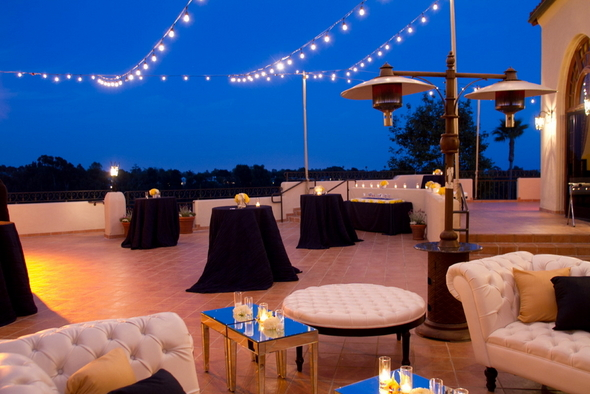 Luxury Wedding Outdoor Seating
