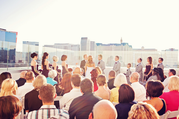Rooftop Wedding Las Vegas