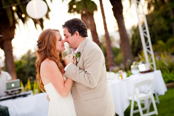 Santa Barbara Outdoor Wedding