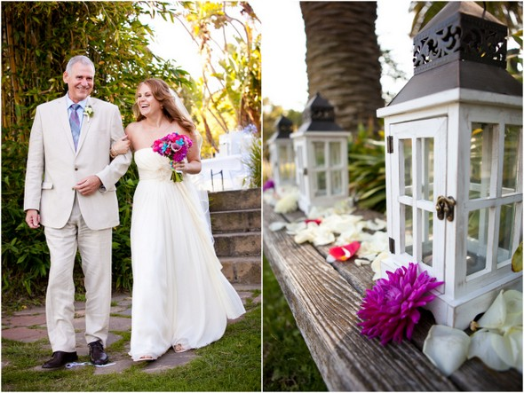 santa barbara wedding Colourful Zoo Wedding by Jihan Abdalla Photography