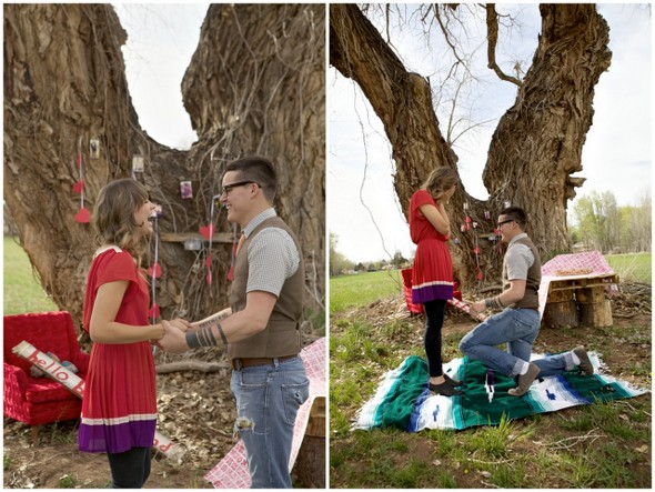 Surprise Proposal Engagement | Love Wed Bliss