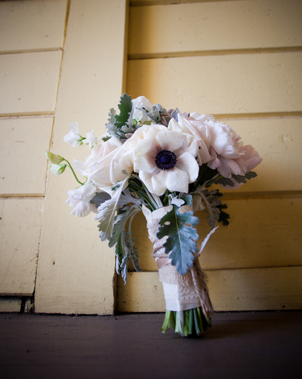 vintage diy wedding bouquet Vintage DIY Wedding by Studio Vérité Photography