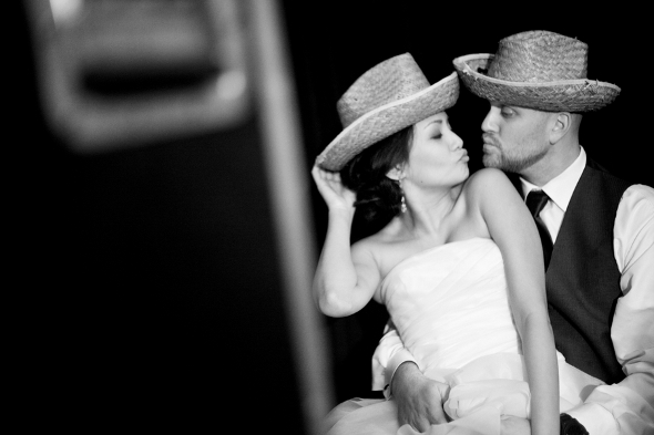 vintage wedding photo booth ideas Vintage DIY Wedding by Studio Vérité Photography