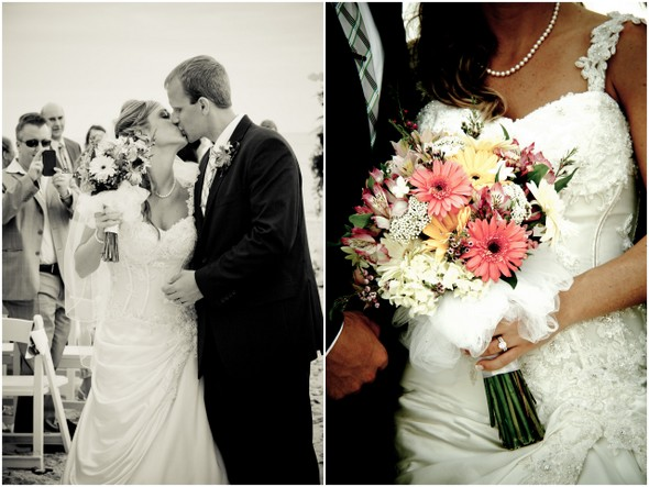 Gerbera Theme Wedding