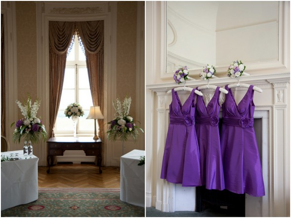 Mauve Bridesmaid Dresses