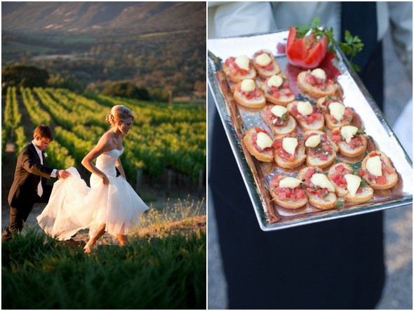 Napa Valley Outdoor Wedding Ideas