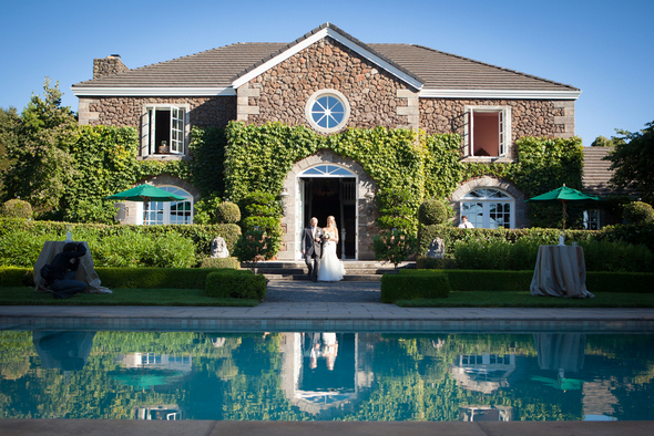 napa valley wedding private estate Napa Valley Private Estate Wedding by Luke Snyder Studio