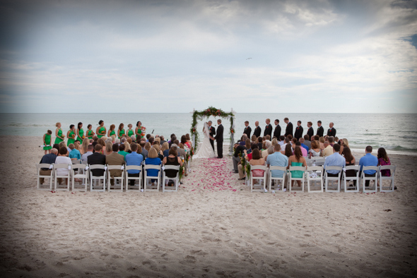 Naples Florida Beach Ceremony