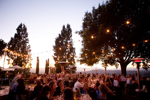 Outdoor Wedding Napa Valley