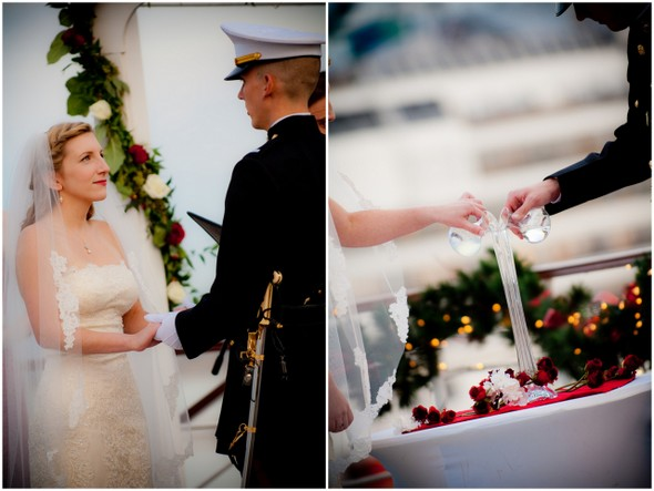 Queen Mary Wedding Ceremony