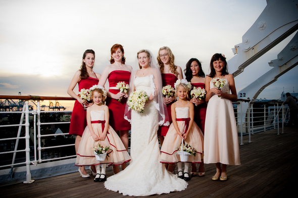 Queen Mary Wedding Long Beach