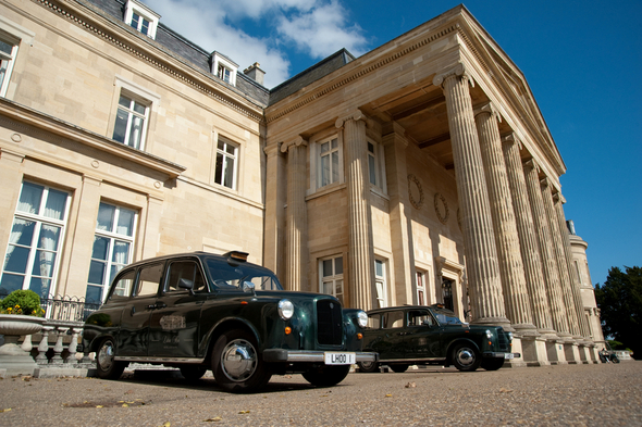 Wedding at Luton Hoo Hotel