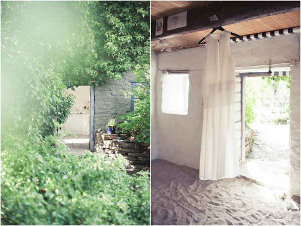 artists studio wedding An Artists Wedding in Oland Sweden
