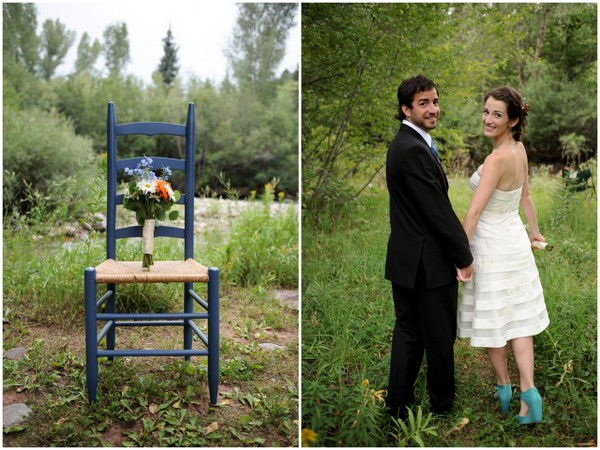 Colorado DIY Wedding