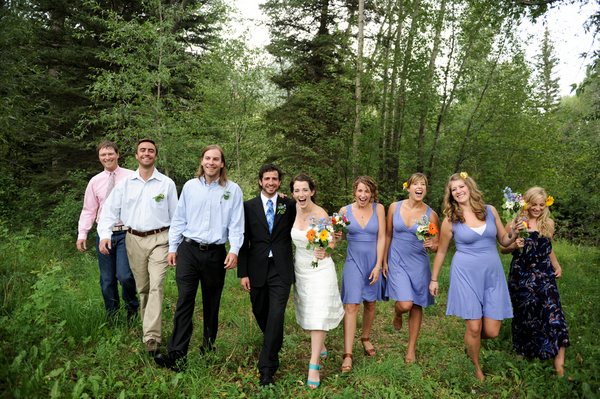 colorado wedding diy DIY Colorado Wedding by Heather Gray Photography
