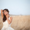 Rustic Bridal Portrait by Sofia Katherine Photography