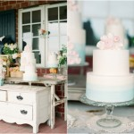 Country Chic Wedding Desserts