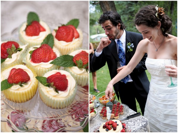 Dessert Ideas DIY Wedding