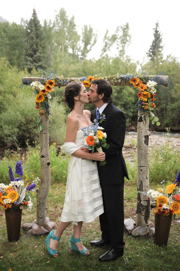 DIY Colorado Wedding