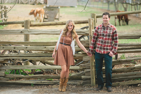 farm engagement shoot ontario 001 Ontario Farm Engagement Session by Litrato Studio