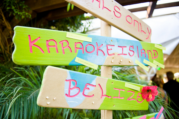 Hawaii Theme Wedding Ideas