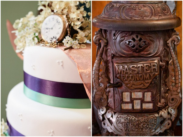 Ideas for a Steampunk Wedding
