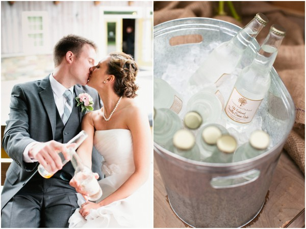 indiana rustic orchard wedding County Line Orchard Wedding by Jordan Quinn Photography