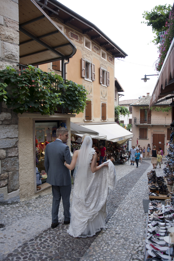 malcesine italy wedding Lake Garda Wedding at Malcesine Castle by Belle Momenti Photography