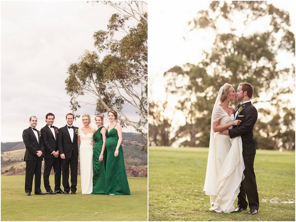real wedding south australia Mount Osmond Golf Club Wedding by Truly Madly Photographers