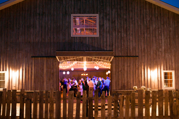 Rustic Barn Wedding Indiana