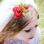 Snow White Inspired Wedding Shoot by Cathy Lee Photography