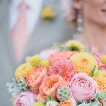 {Bouquet Inspiration} Gorgeous Sorbet Bouquet