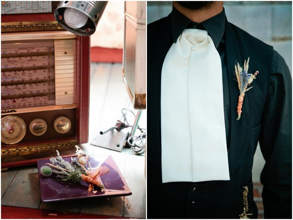 Steampunk Groom's Attire