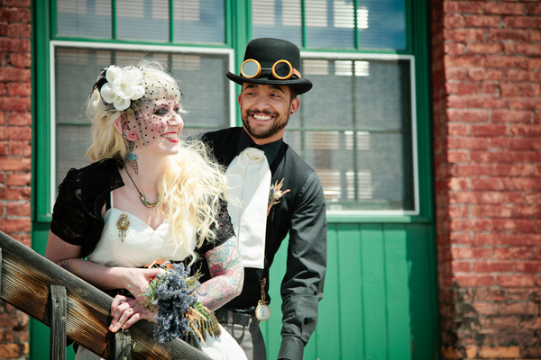 steampunk inspiration Steampunk Wedding Theme
