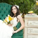 vintage-wedding-chic-citrus-palette