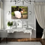 Wedding Giveaway: Win a Customized Photo Canvas or Wedding Banner!