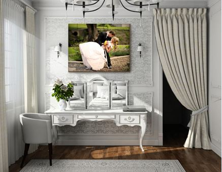 Wedding Giveaway: Canvas Print