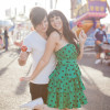 Auckland Royal Easter Show Engagement Session by Coralee & Alex
