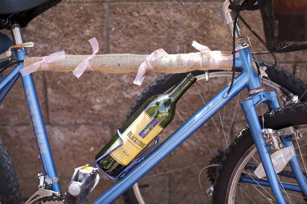 Getaway Bicycle Wedding