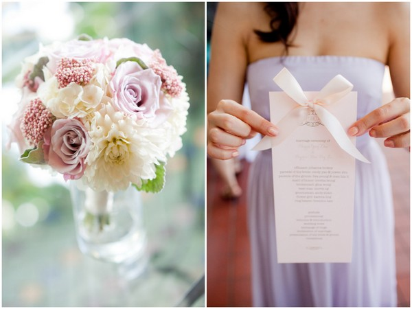 Romantic Pastel Wedding Ideas