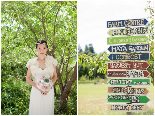 Romantic Vancouver Wedding