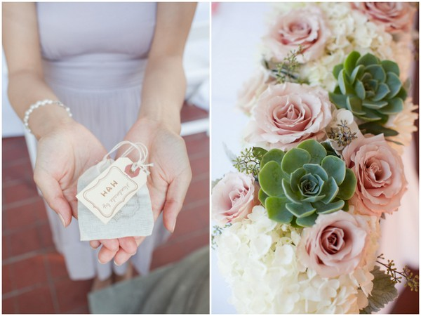 Romantic Vintage Ideas: Roses & Succulents