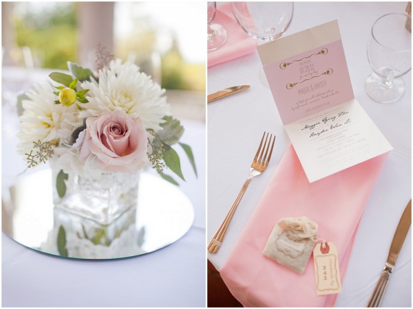 Romantic Vintage Place Setting