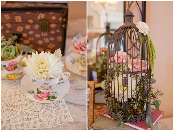Romantic Vintage Wedding Decorations