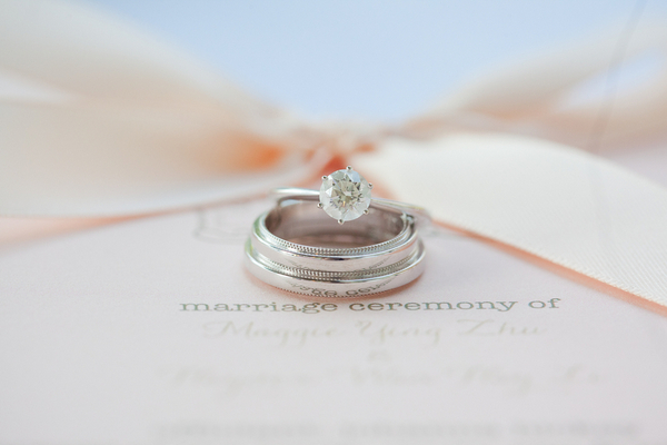 Romantic Wedding & Engagement Rings