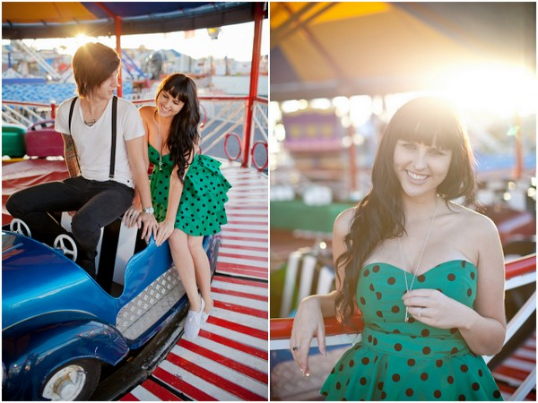 Royal Easter Show Auckland Engagement Shoot