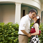 'The Notebook' Engagement Shoot by The Click Chic Photography