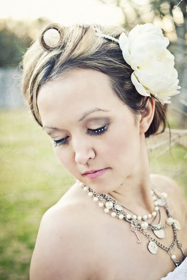 victorian inspired bridal makeup Victorian Inspired Bridal Shoot by Alexia Wardell Photography